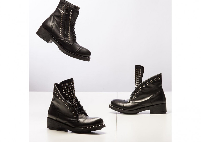 Anarchy in Fashion: Top 5 Grunge Style Boots by PAZOLINI