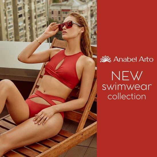❤️Нова колекція купальників в Anabel Arto!❤️
