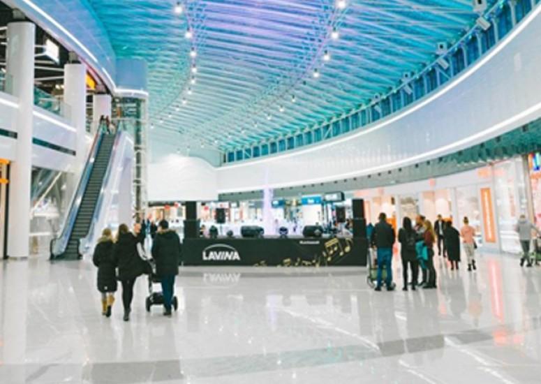 Lavina Mall: нові рекорди і нові плани
