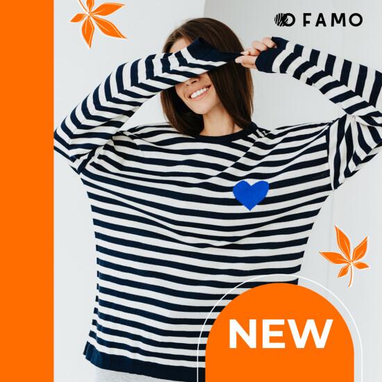 Осінні новинки вже у FAMO!