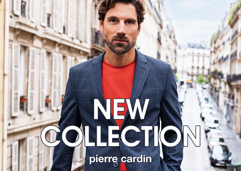 Сорочки, джинси, легкі куртки та светри - це нова весняна колекція у П'єр Карден!