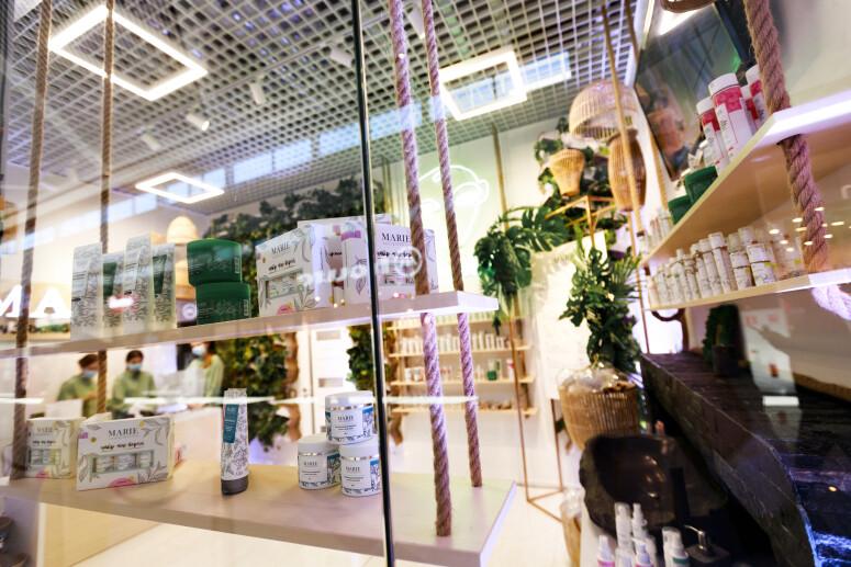 Святкове відкриття першого фірмового магазину Marie Fresh Cosmetics ?