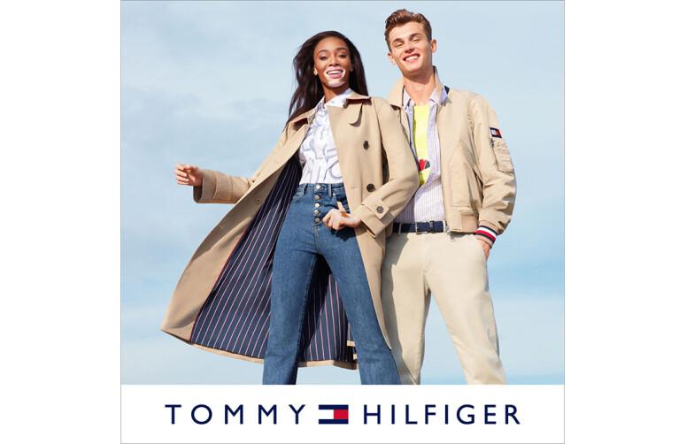 Нова Колекція Tommy Hilfiger