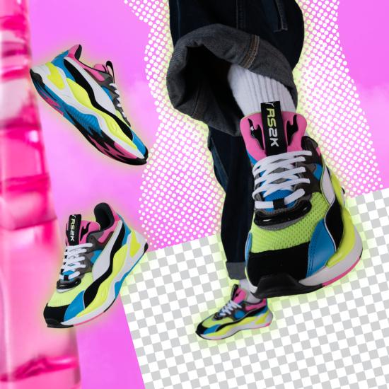 Кросівки PUMA RS-2K створені для сміливців
