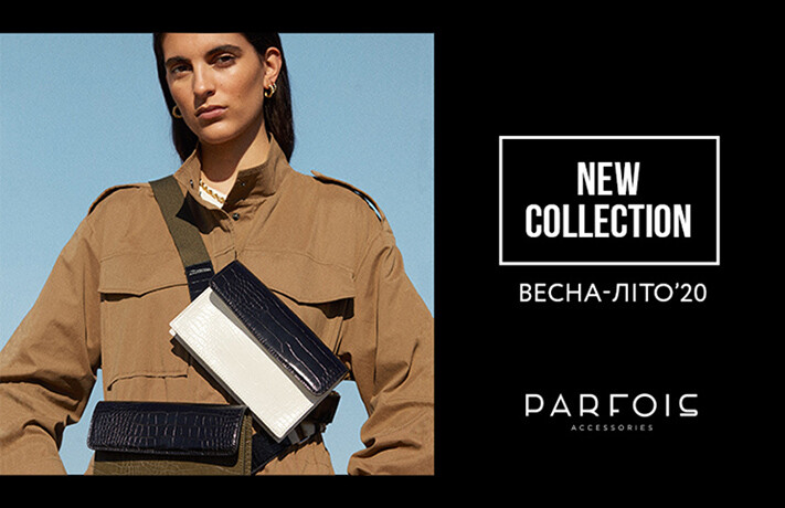 Parfois's new Spring-Summer 20 collection is already in stores