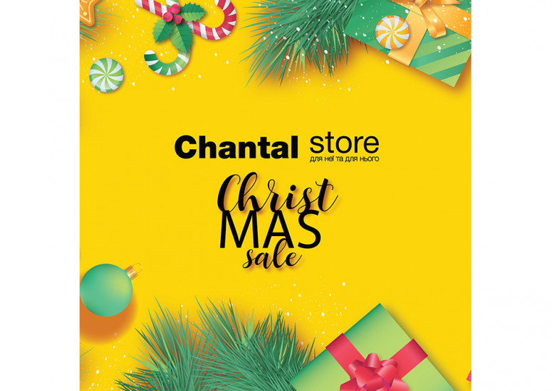 Christmas sale y Chantal Store!